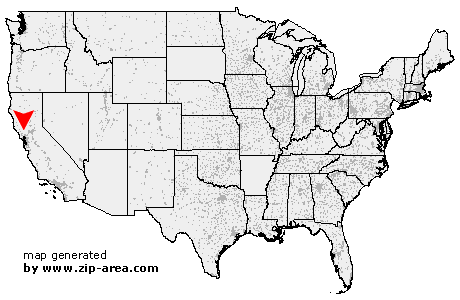 Location of Angwin