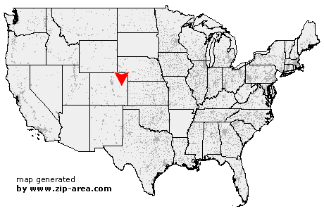 Location of Arriba