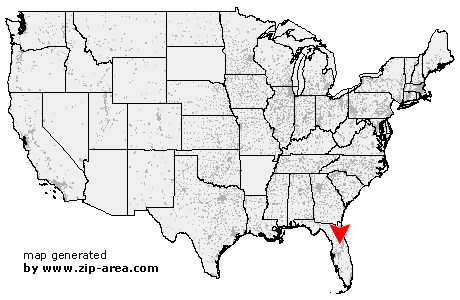 Location of Astatula