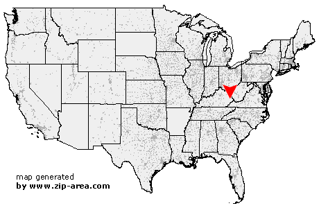 Location of Allen