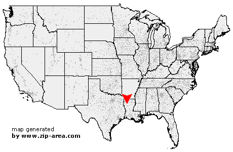 Location of Ashland
