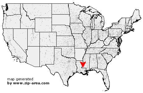 Location of Norwood