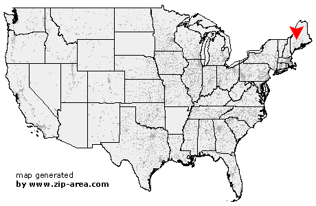 Location of Madison