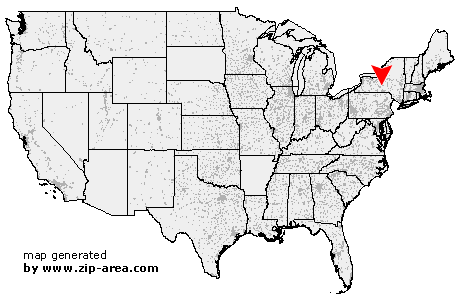 Location of Dryden