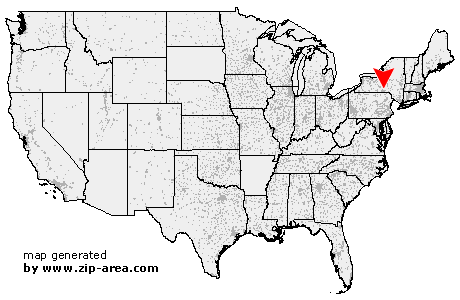 Location of Maine