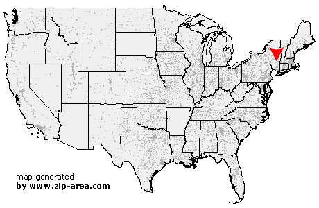 Location of Round Top