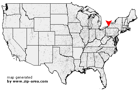 Location of South Dayton