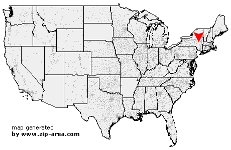 Location of Warnerville
