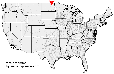 Location of Crary