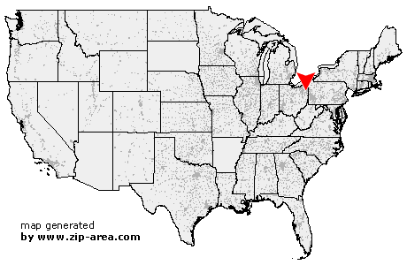 Location of Ellsworth