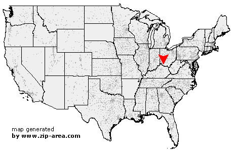 Location of Georgetown