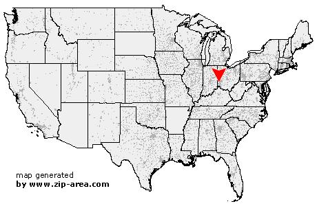 Zip Code Middletown Ohio