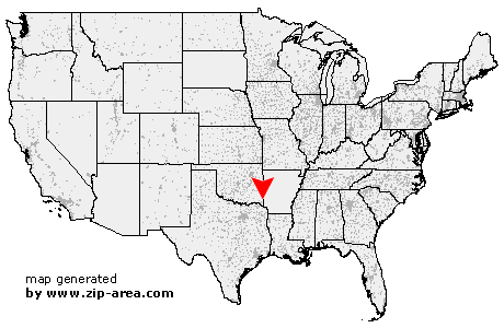 Location of Eagletown