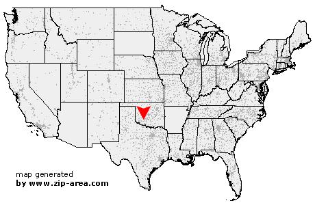 ZIP Code Fort Sill  Oklahoma
