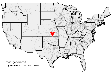Location of Medford