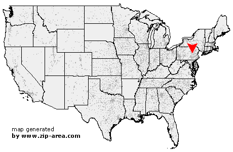 Location of Coal Township