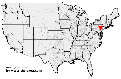 Location of Kirkwood