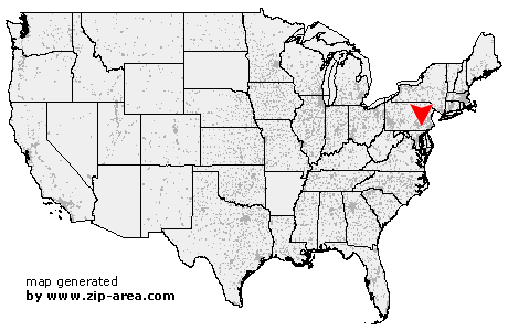 Location of West Willow