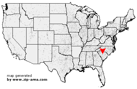 Location of State Park