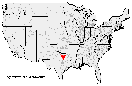 Location of Axtell