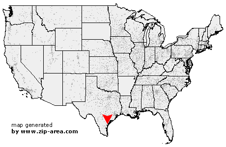 Location of Gregory