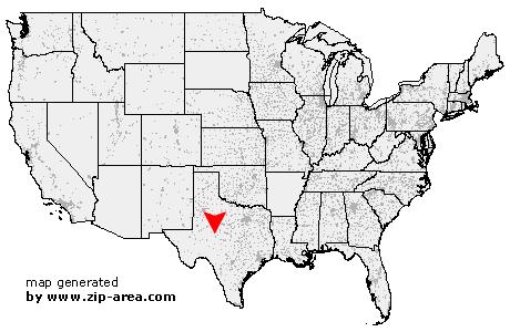 Zip Code San Angelo Texas