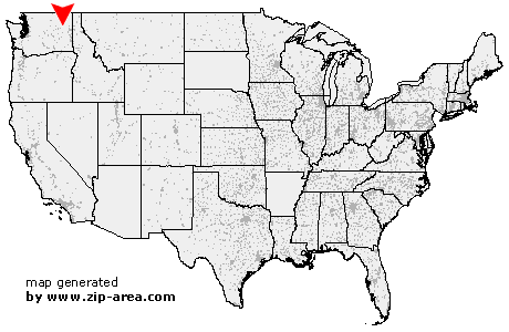 Location of Fruitland