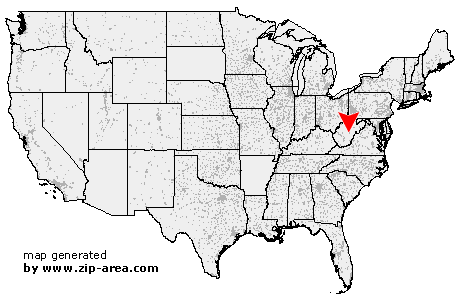 Location of Upperglade