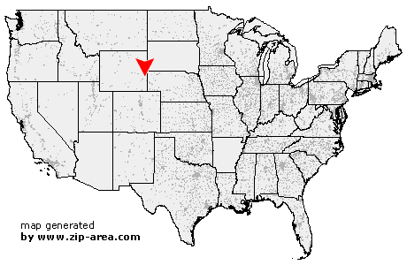 Location of Jay Em